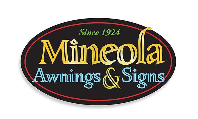 Retail Signs & Awnings Shop Logo Long Island