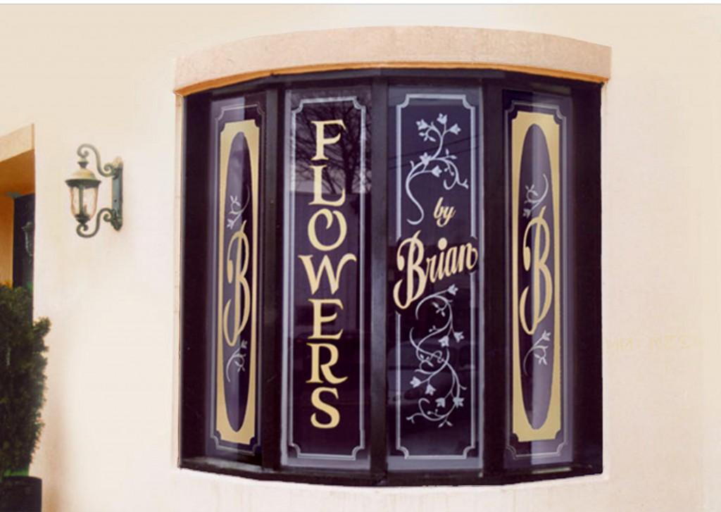 Graphic Design & Window Signs LI