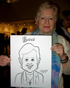 Long Island Events Caricature Art