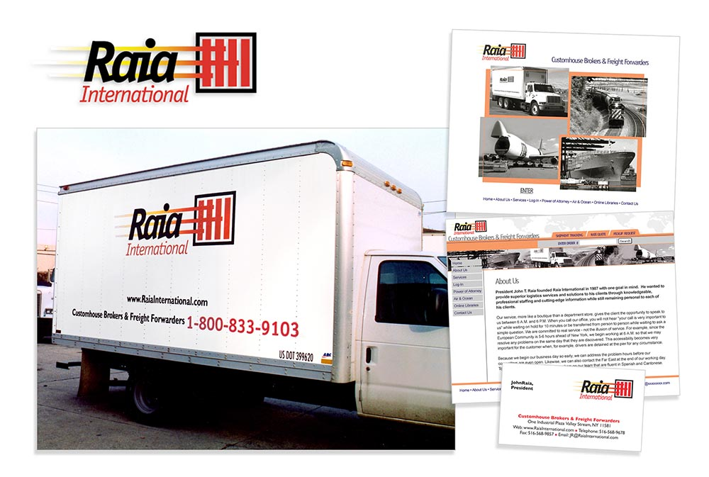 Vehicle Signage & Logo Design Long Island